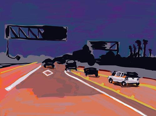 Red Freeway