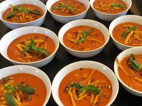 Creamy Tomato Soup recipe from our kitchen to yours!