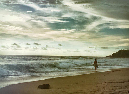 Finding Stillness in Silence