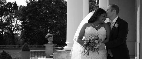 down hall bride groom wedding videographer aloha london film