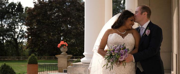 Wedding Videographer London | Aloha London Films | Wedding Videography - The Kiss