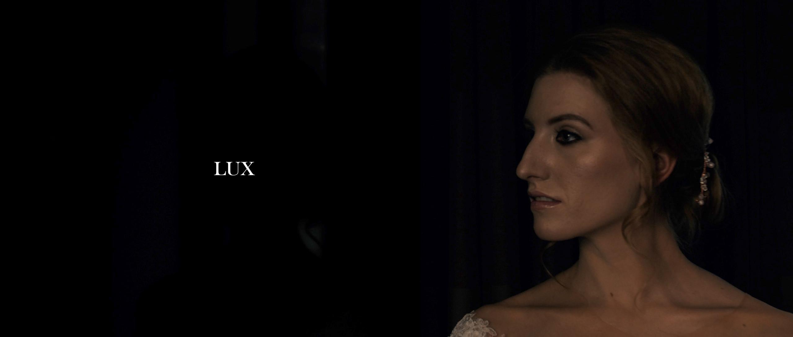 Lux london wedding films videographer