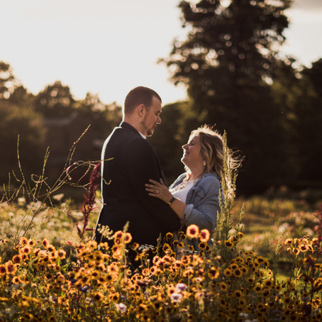 ENGAGEMENT FILM IN GREENWICH PARK - LONDON