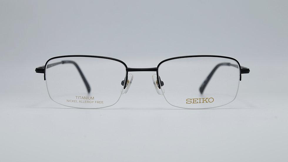 SEIKO รุ่น T1100 กว้างกรอบ 55 กว้างจมูก 20 ยาวขา 145 สี G48