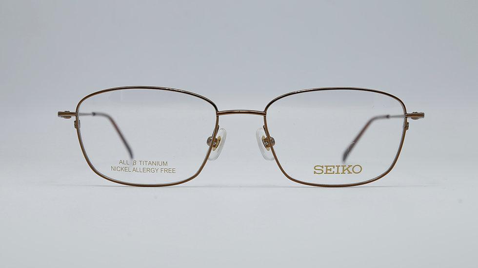 SEIKO รุ่น T3150 กว้างกรอบ 52 กว้างจมูก 17 ยาวขา 135 สี D12