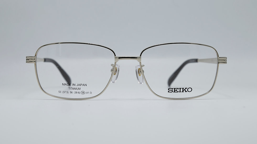 SEIKO รุ่น SJ9012 กว้างกรอบ 58 กว้างจมูก 18 ยาวขา 145 สี PX