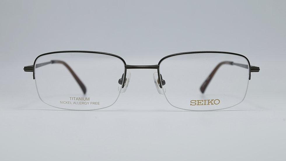 SEIKO รุ่น T1100 กว้างกรอบ 55 กว้างจมูก 20 ยาวขา 145 สี N10