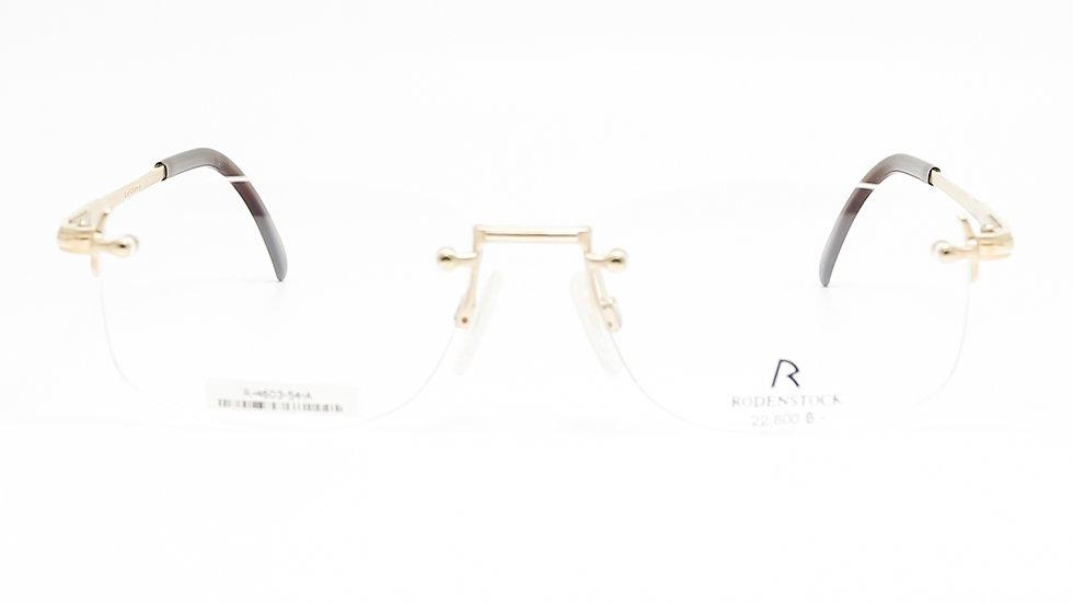 Rodenstock รุ่น 4603 กว้างกรอบ 54 กว้างมูก 17 ยาวขา 140 สี A