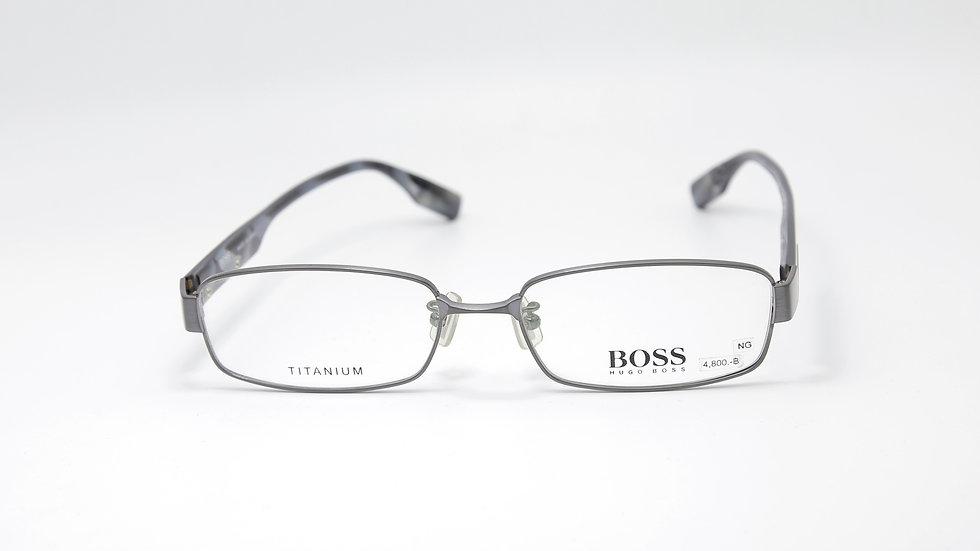 BOSS-6531J กว้างกรอบ 54 กว้างจมูก 16 ยาวขา 140 สี C6F