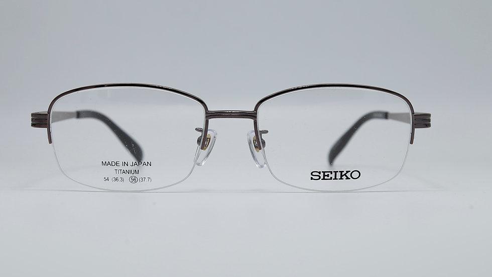 SEIKO รุ่น SJ9013 กว้างกรอบ 56 กว้างจมูก 18 ยาวขา 140 สี IO