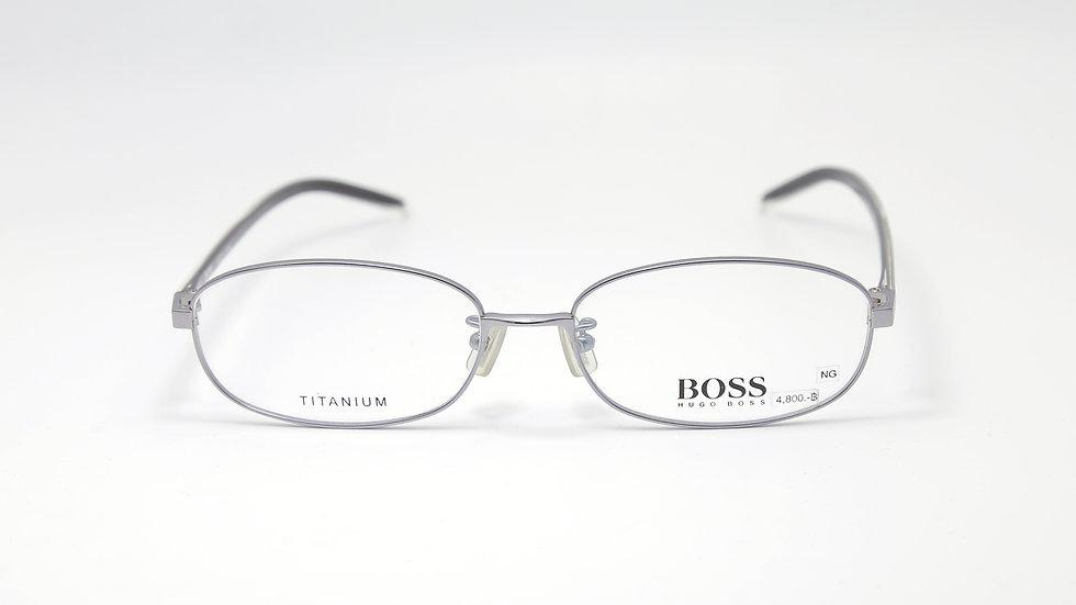 BOSS-6501J กว้างกรอบ 55 กว้างจมูก 16 ยาวขา 140 สี B1H
