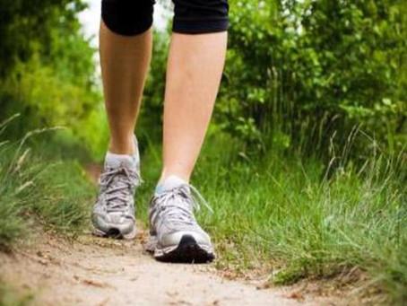 7 Βήματα για σωστό βάδισμα