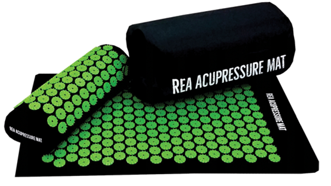 REA ACUPRESSURE MAT WITH PILLOW ΚΩΔΙΚΟΣ 12-2-037