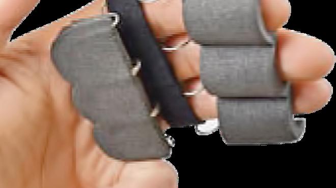 """NΑΡΘΗΚΑΣ ΔΑΚΤΥΛΟΥ """"TRIPLE ARMCHAIR"""" ΚΩΔΙΚΟΣ 03-2-104"""
