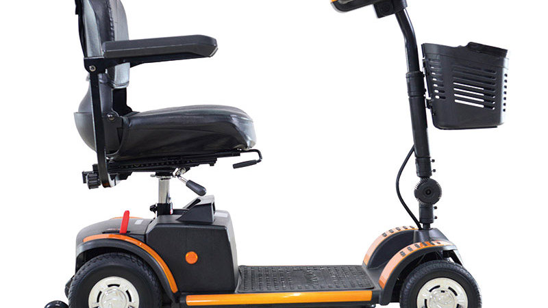Ηλεκτροκίνητα scooter - R100 Wheel
