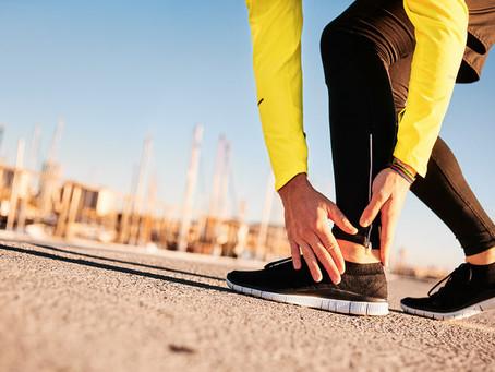Τι πρέπει να κάνετε αν στραμπουλήξετε το πόδι σας