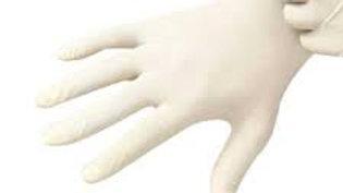 Γάντια Μιάς Χρήσης Λάτεξ