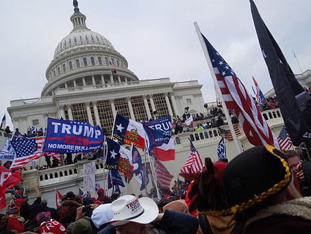 Should Civil Unrest in the United States Dissuade Foreign Investors?