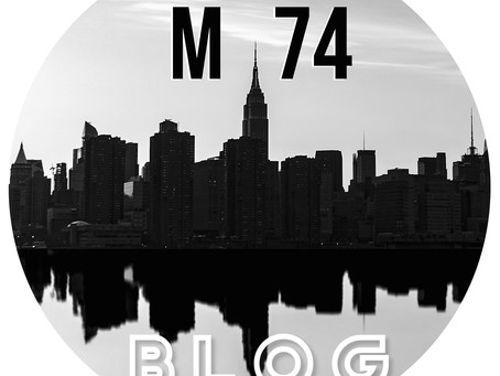 Welcome to the M74 Blog!