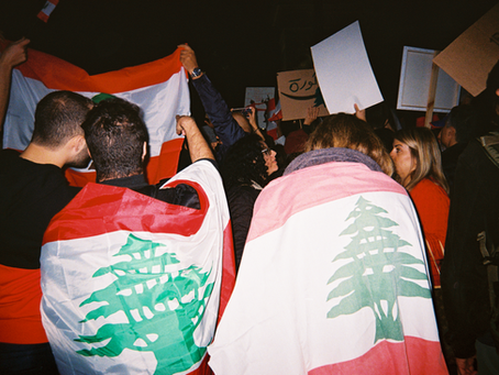 A Perfect Storm: Can France Clean Up Lebanon's Mess?