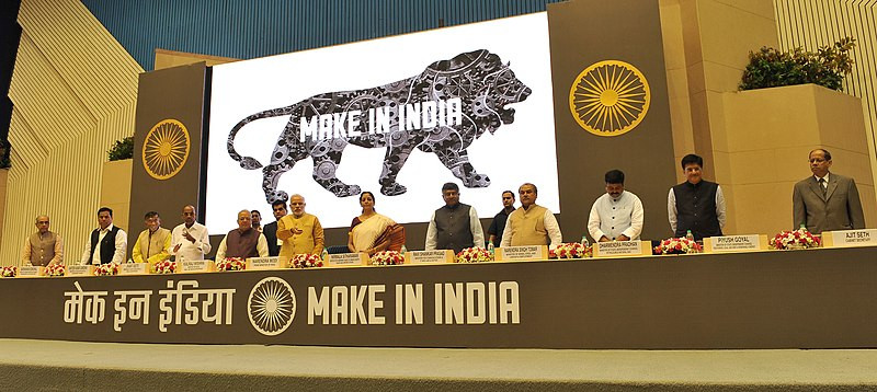 Modi Launches Made in India