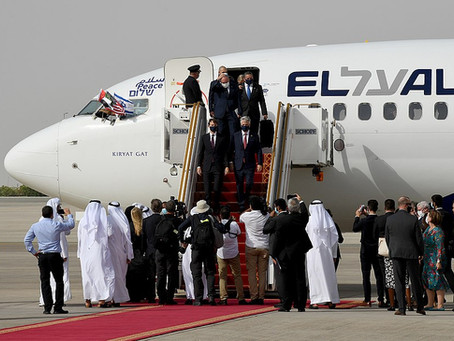The New Normal: A Historic Detente Between the UAE and Israel