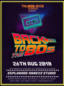 #trsbacktothe80s