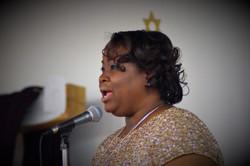 Psalmist Terrie McDaniel