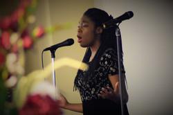 Psalmist Ebony Wilson
