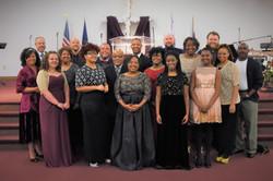 NWM Christmas Program Team