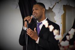 Psalmist Anthony Mimms