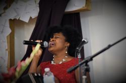 Psalmist Lavonda Porter