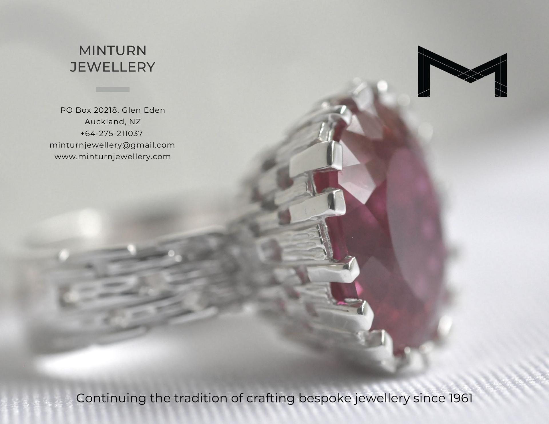 Minturn Jewellery Iconic Collecton
