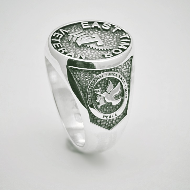 INTERFET East Timor Veteran Military Ring