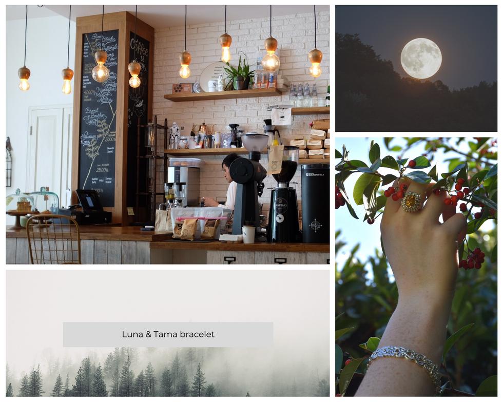 Luna Ring & Tama Bracelet