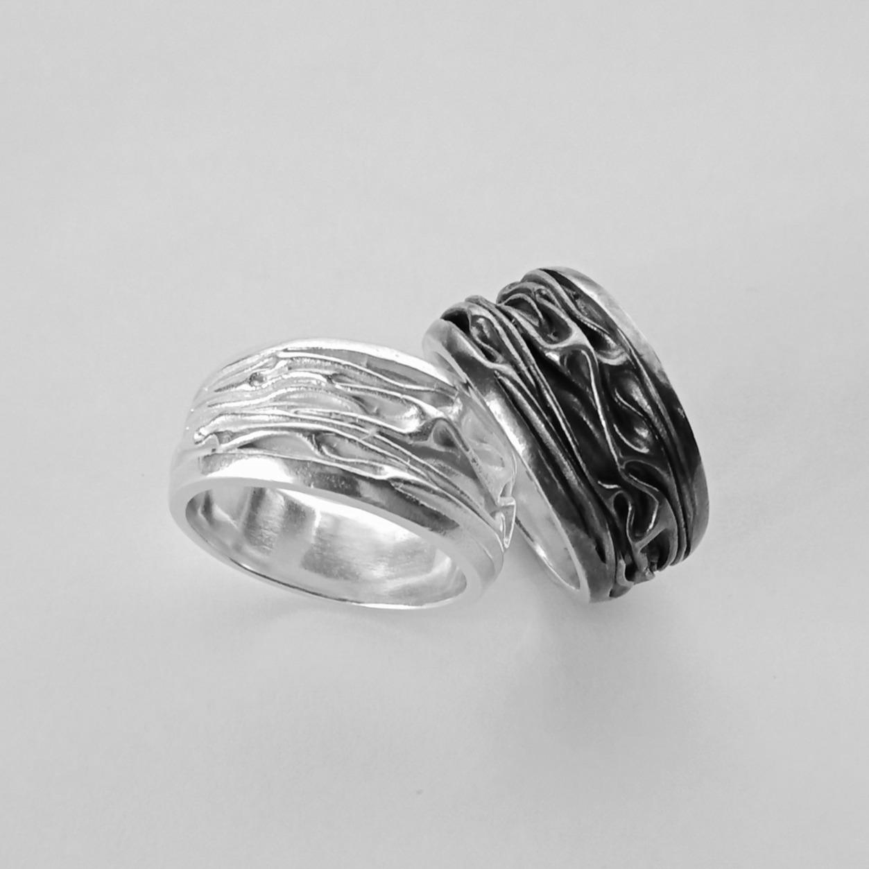 Tidal Rings
