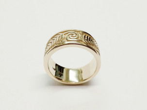 Fern Ring for him and her