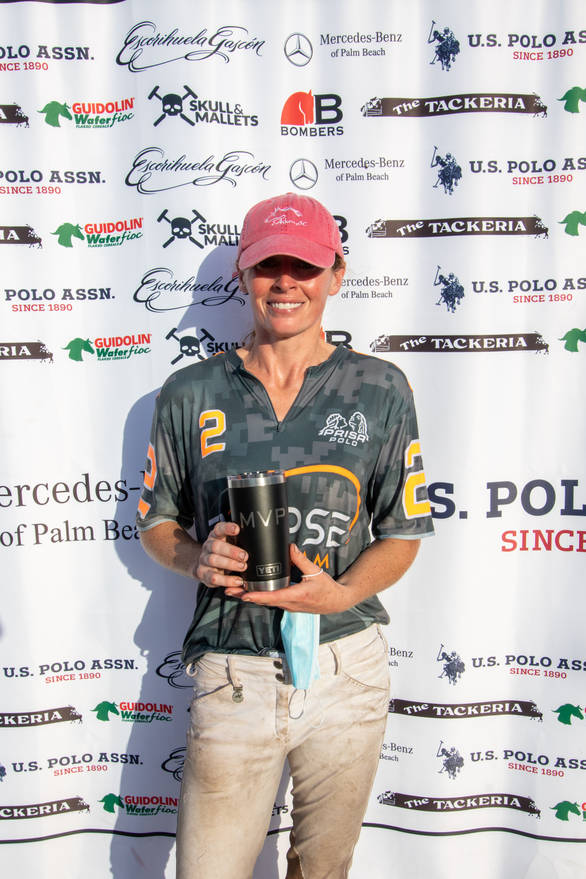 MVP Laura Willson