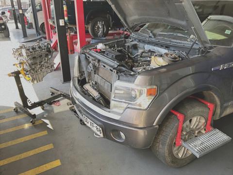 Servicio Tecnico Ford