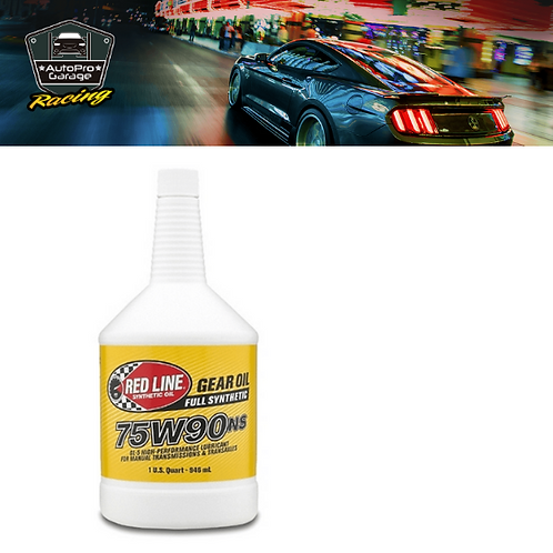 75W90NS GL-5 GEAR OIL