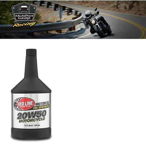 20W50 MOTORCYCLE OIL