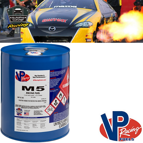 VP RACING M5 METHANOL RACE FUEL
