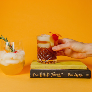 Lead beverage creater of Carter & Rye; we offered specialty cold brew mocktails with homemade, seasonal syrups