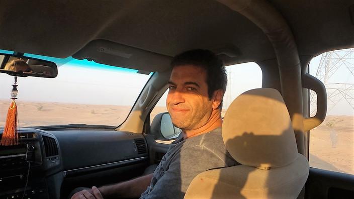 Viaje 4x4 en el desierto | Dubai