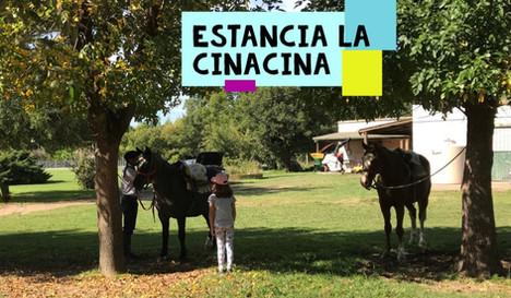 """Estancia """"La Cinacina"""" - San Antonio de Areco"""