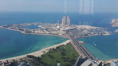 Etihad Towers | Abu Dhabi  | Emiratos Arabes