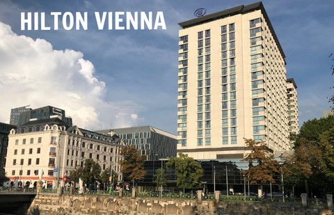 Hilton Vienna cerca de todas las atracciones