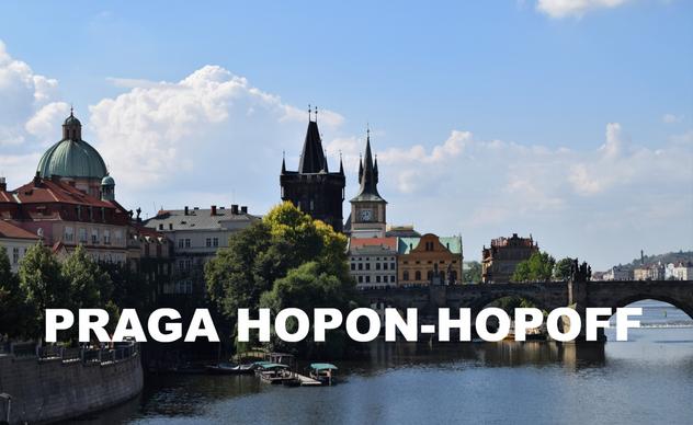Descubra Praga con Hopon Hopoff Cz