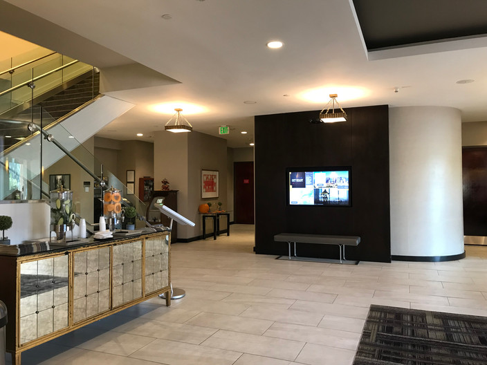 Courtyard by Marriott - Culver City - LA