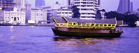 Crucero por Chao Phraya | Bangkok